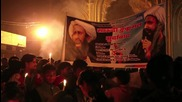 India: Thousands-strong candle-lit rally condemns Saudi execution of top Shia cleric