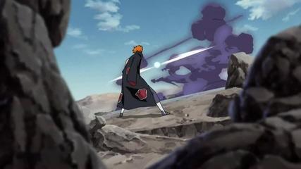Naruto Vs Pain - One Step Closer