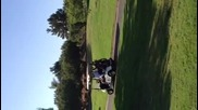 One Direction - Хари и Найл на голф игрището в Чикаго