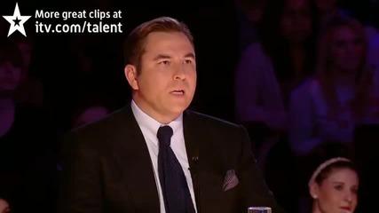Много добри танцьори - Великобритания търси талант 2012