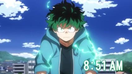 Boku no Hero Academia s4 - 21 ᴴᴰ