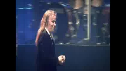 That Nightwish say goodbye (the end of Nightwishs concert)