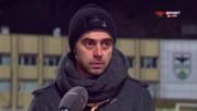 Петър Златинов: Надявам се проблемите ни да се оправят