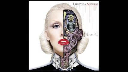 Christina Aguilera - Bionic ( части от песните от целия албум)