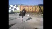 Futbolist razpuska sled trenirovka v Pirin Gd