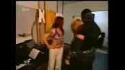 Wwf Trish And Jeff Backstage