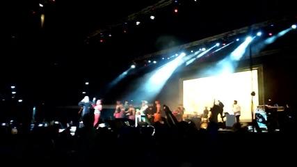 Концерт на Лепа Брена в София - втора част