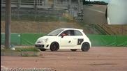 • Motore Centrale R230 - Fiat 500 Abarth •