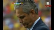 Швейрация 2:1 Еквадор (бг аудио) мондиал 2014