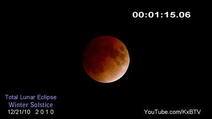 Пълно лунно затъмнение 2010.21.12
