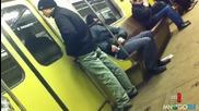 Перверзник в метрото
