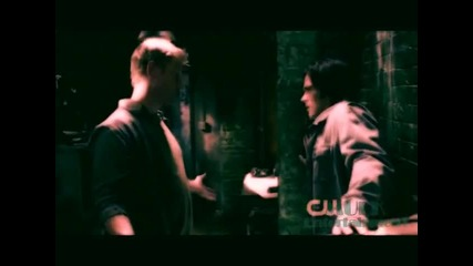 Sam and Lucifer    My Body is a cage - Season 7x02