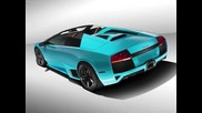 Развитието на Lamborghini