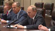 China: Putin and Egypt's el-Sisi tout strong bilateral ties
