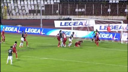 ВИДЕО с отменения гол на Локо Сф срещу ЦСКА