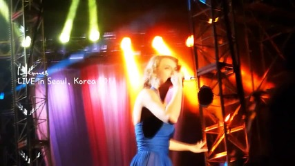 Taylor Swift - In Seoul Korea speak now world tour 2011 - You Belong With Me