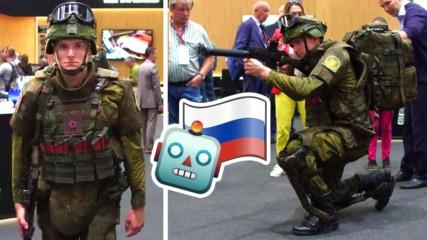 Руснаците представиха войника на бъдещето, вече е тестван в Сирия!