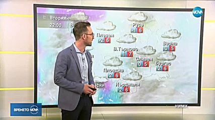 Прогноза за времето (22.01.2019 - сутрешна)