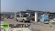 Китай: Експлозиите в Тиендзин убиха поне 17 души