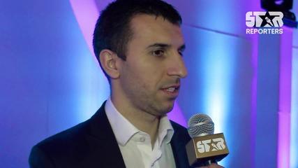 Star Reporters: Светльо Дяков за Лудогорец и емоцията