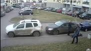 Луд шофьор нокаутира руснак