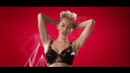 Will. I. Am. ft. Miley Cyrus, French Montana & Wiz Khalifa - Feeling' Myself