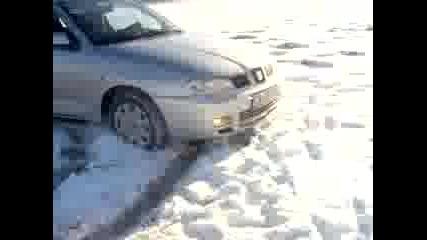 Ибиза Изпробва Зимни Гуми