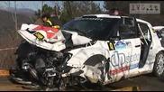 Robert Kubica Едва не загина след тежка катастрофа