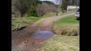 Аз преминавам през реката на Локорско