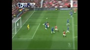 """""""Манчестър Юнайтед"""" измъкна трудна победа с 2:1 срещу """"Евертън"""""""