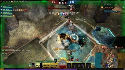 Guild Wars 2 Necromancer pvp монтаж