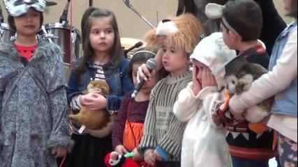 Рождество Христово - поздрав от децата