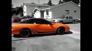 Camarro Ss Cool Car - Burn