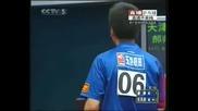 Тенис на маса: Hou Yingchao vs Hao Shuai
