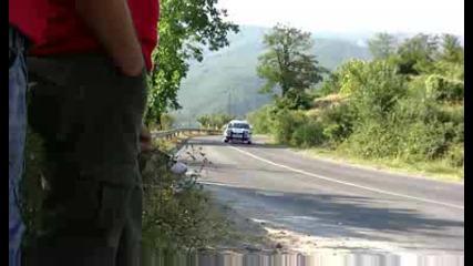 Рали Хеброс - Пещера Clio Sport