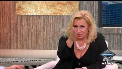 Vesna Zmijanac - Intervju - Premijera specijal - (TV Pink 22.1.2017.)