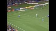 Най - прекрасният гол вкарван някога 120 км/ч удар - Roberto Carlos