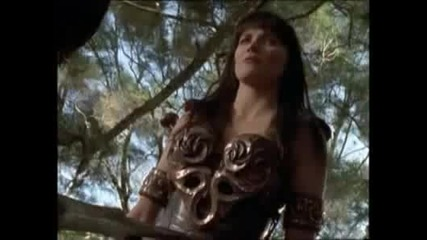Xena and Gabrielle - Whos that girl
