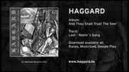 Haggard - Lost Robins Song