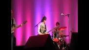 Супер талантлив китарист на 9г - Noble Latz Band - T Man Jam - 2009