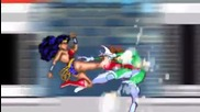 Rogue Vs Wonder Woman _ Death Battle! _ Screwattack
