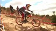Canberra Downhill Mountin Bike World Cup!