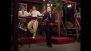 Dzenit Ibraimoski i Juzni Vetar - Sto me slaga noci crna ( Studio Mmi Video )