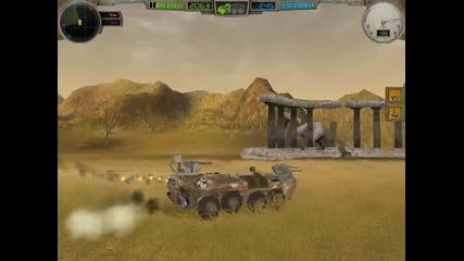 Еxmachina - Hard Truck Apocalypse mod - битки на арената 14