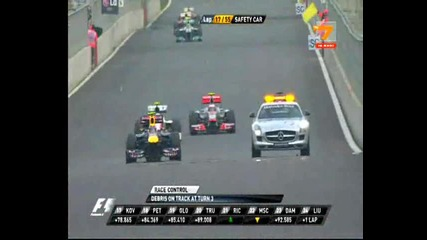 Формула1 Гран При На Кореа 2011 (3/9)