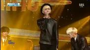 Shinee - One minute back 131117 @ Inkigayo