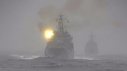 Russia: Northern Fleet conducts live-fire drills in Barents Sea
