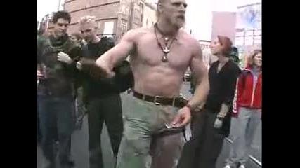 Techno Viking Dont Smoke Da Reefa