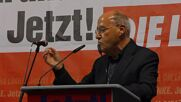 Germany: Die Linke calls for good relationship with Russia, China and US in Munich campaign rally