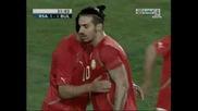 24.05.2010 Юар 1 - 1 България гол на Валери Божинов
